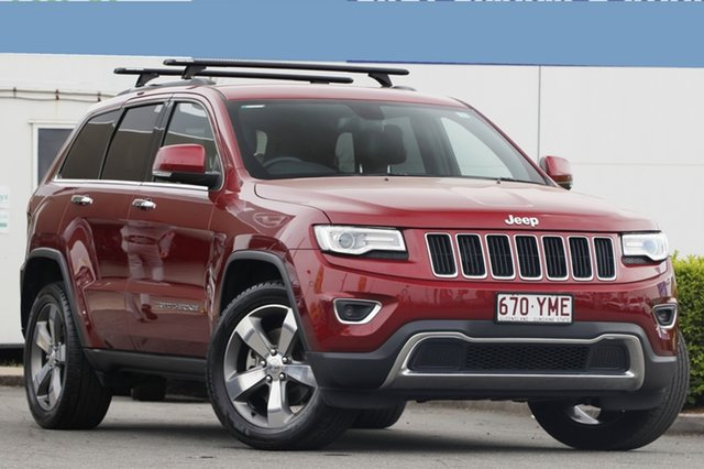 Used Jeep Grand Cherokee Limited, Beaudesert, 2015 Jeep Grand Cherokee Limited Wagon