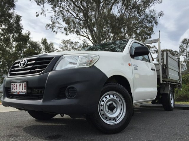 Used Toyota Hilux Work Mate, Kingston, 2014 Toyota Hilux Work Mate Utility