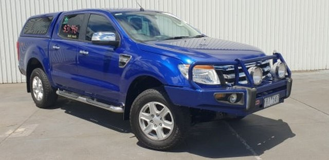 Used Ford Ranger XLT 3.2 (4x4), Sebastopol, 2011 Ford Ranger XLT 3.2 (4x4) Dual Cab Utility