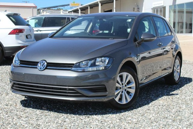 New Volkswagen Golf MY19 VOLKSWAGEN GOLF 110TSI TRENDLINE 6SP MANUAL HATCH (BQ12, Southport, 2018 Volkswagen Golf MY19 VOLKSWAGEN GOLF 110TSI TRENDLINE 6SP MANUAL HATCH (BQ12 Hatchback
