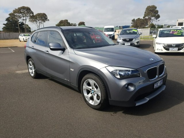 Used BMW X1 sDrive18i Steptronic, Warrnambool East, 2011 BMW X1 sDrive18i Steptronic Wagon
