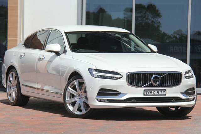 Discounted Used Volvo S90 T6 Geartronic AWD Inscription, Southport, 2016 Volvo S90 T6 Geartronic AWD Inscription Sedan