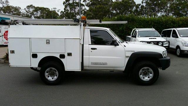 Used Nissan Patrol DX, Acacia Ridge, 2014 Nissan Patrol DX Y61 Series 5 MY15 Cab Chassis