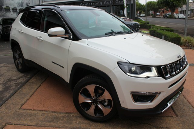 New Jeep Compass Limited, Toowoomba, 2018 Jeep Compass Limited Wagon