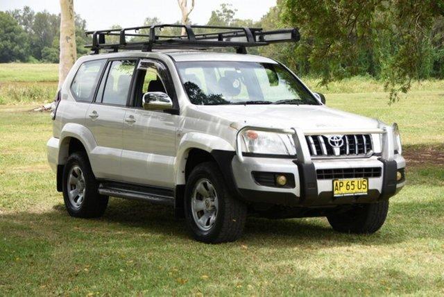 Used Toyota Landcruiser Prado GX, Southport, 2007 Toyota Landcruiser Prado GX Wagon