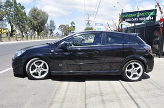 2008 Holden Astra SRi Coupe.