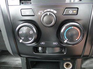 2012 Isuzu D-MAX SX Crew Cab Cab Chassis.