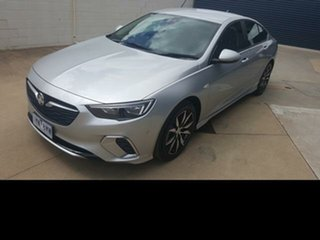 2018 Holden Commodore RS Liftback.