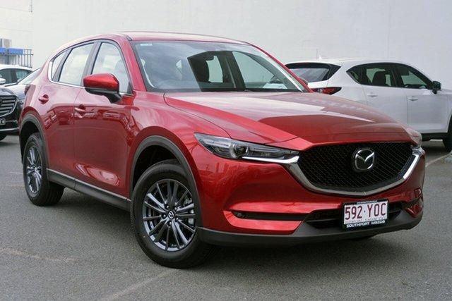 Demonstrator, Demo, Near New Mazda CX-5, Southport, 2018 Mazda CX-5 Wagon