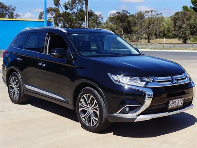 Used Mitsubishi Outlander Exceed 4WD, Berri, 2016 Mitsubishi Outlander Exceed 4WD Wagon
