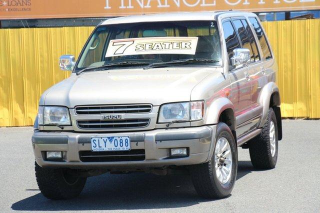 Used Holden Jackaroo, Cheltenham, 2003 Holden Jackaroo Wagon