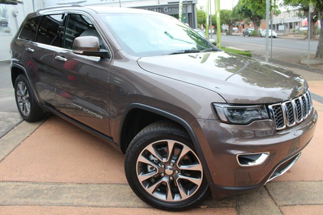 New Jeep Grand Cherokee Limited, Toowoomba, 2018 Jeep Grand Cherokee Limited Wagon