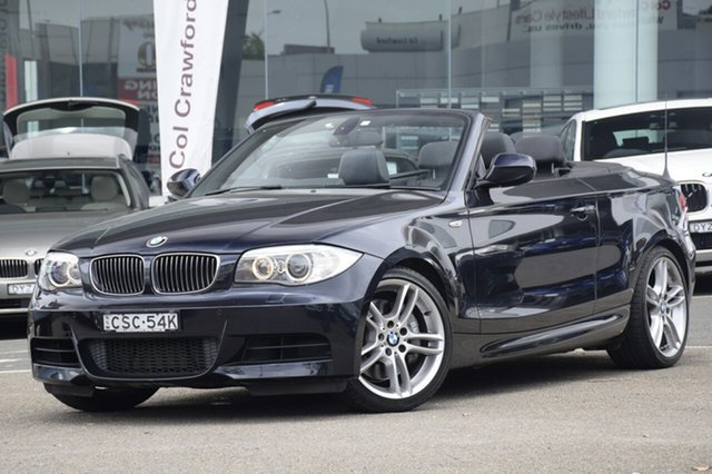 Used BMW 135i M Sport, Brookvale, 2013 BMW 135i M Sport Convertible