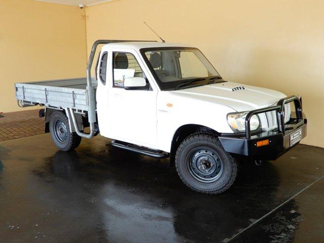 Used Mahindra Pik-Up (4x4), Toowoomba, 2012 Mahindra Pik-Up (4x4) Cab Chassis