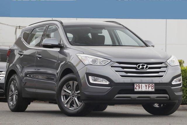 Used Hyundai Santa Fe Active, Bowen Hills, 2015 Hyundai Santa Fe Active Wagon