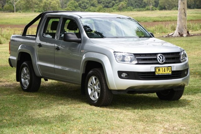 Used Volkswagen Amarok TDI420 4MOTION Perm Core Plus, Southport, 2017 Volkswagen Amarok TDI420 4MOTION Perm Core Plus Utility