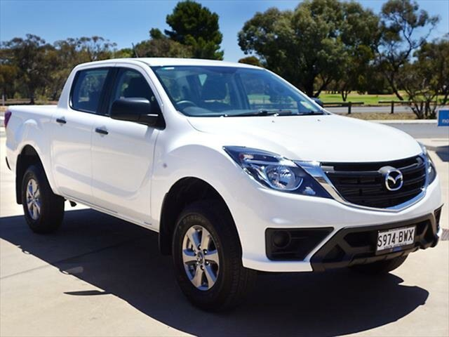 Demonstrator, Demo, Near New Mazda BT-50 XT, Berri, 2018 Mazda BT-50 XT Utility