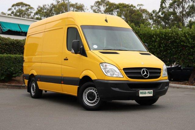 Used Mercedes-Benz Sprinter 313CDI Low Roof SWB, Acacia Ridge, 2013 Mercedes-Benz Sprinter 313CDI Low Roof SWB NCV3 MY14 Van