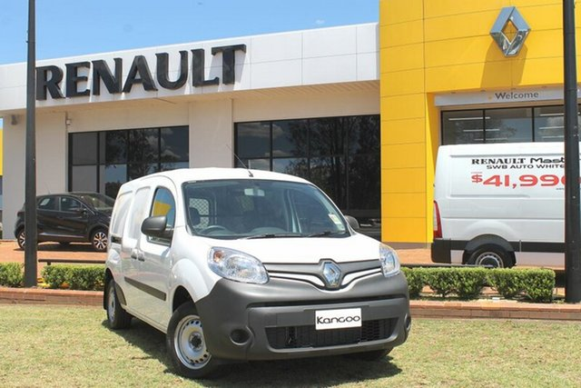 New Renault Kangoo Maxi LWB EDC, Toowoomba, 2018 Renault Kangoo Maxi LWB EDC Van