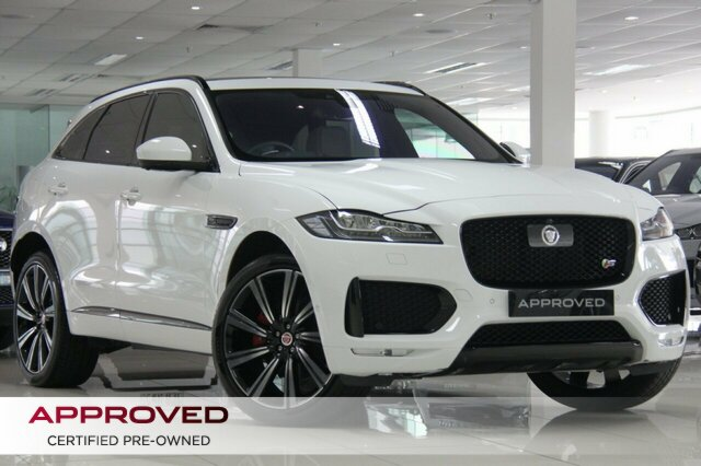 Used Jaguar F-PACE 35T S AWD (280KW), Concord, 2017 Jaguar F-PACE 35T S AWD (280KW) Wagon
