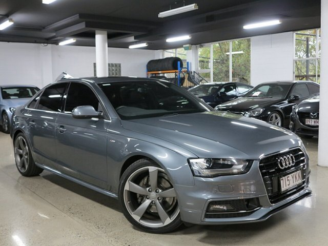 Used Audi A4 S Line S tronic quattro, Albion, 2014 Audi A4 S Line S tronic quattro Sedan