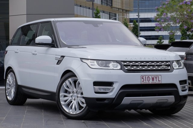 Used Land Rover Range Rover Sport SDV6 CommandShift HSE, Newstead, 2016 Land Rover Range Rover Sport SDV6 CommandShift HSE Wagon