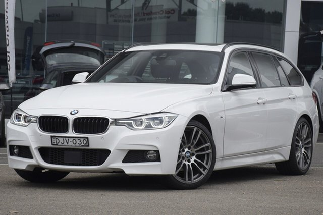 Used BMW 320i Touring M Sport, Brookvale, 2015 BMW 320i Touring M Sport Wagon