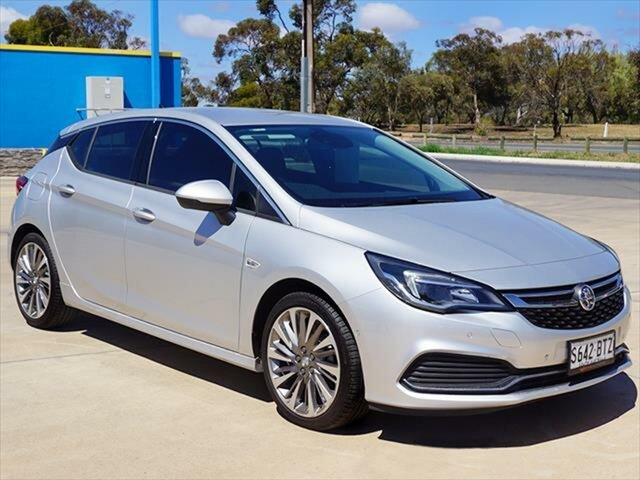 Used Holden Astra RS-V, Berri, 2017 Holden Astra RS-V Hatchback