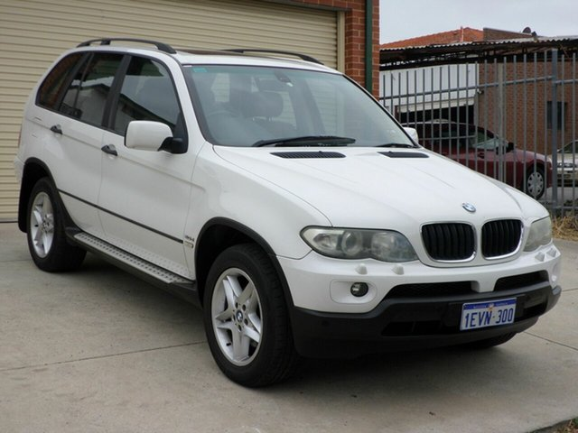 Used BMW X5 d Steptronic, Mount Lawley, 2004 BMW X5 d Steptronic Wagon
