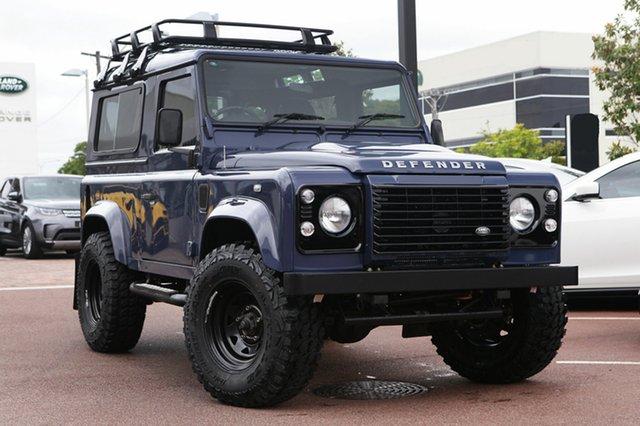 Used Land Rover Defender, Osborne Park, 2014 Land Rover Defender Wagon