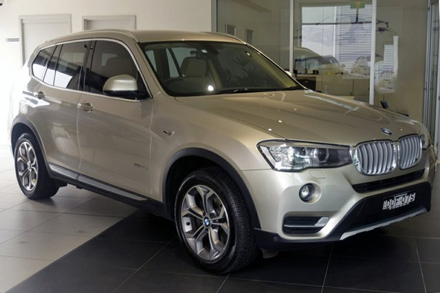 Used BMW X3 xDrive20d Steptronic, Southport, 2016 BMW X3 xDrive20d Steptronic Wagon