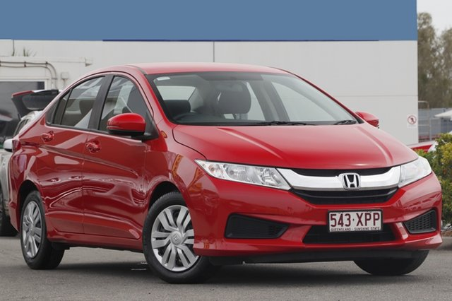 Used Honda City VTi, Bowen Hills, 2016 Honda City VTi Sedan