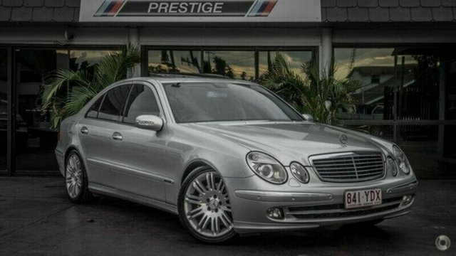 Used Mercedes-Benz E350 Avantgarde, Bowen Hills, 2005 Mercedes-Benz E350 Avantgarde Sedan