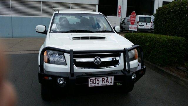 Used Holden Colorado LX Crew Cab, Acacia Ridge, 2010 Holden Colorado LX Crew Cab RC MY10 Utility