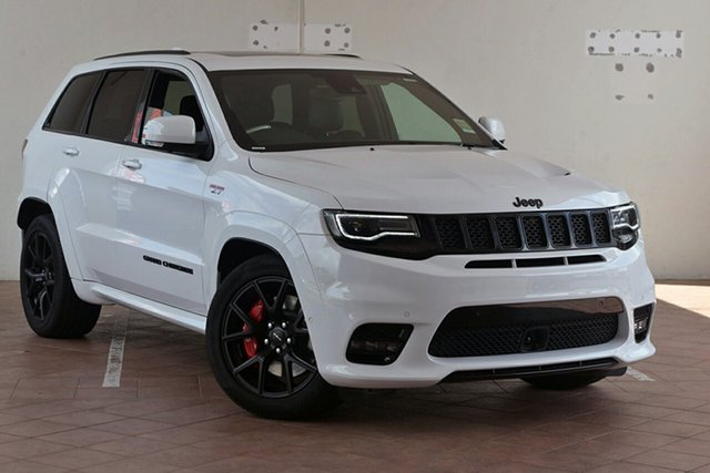 New Jeep Grand Cherokee SRT, Southport, 2018 Jeep Grand Cherokee SRT Wagon