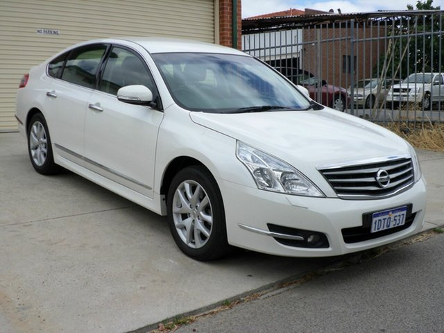 Used Nissan Maxima 250 X-tronic ST-L, Mount Lawley, 2011 Nissan Maxima 250 X-tronic ST-L Sedan