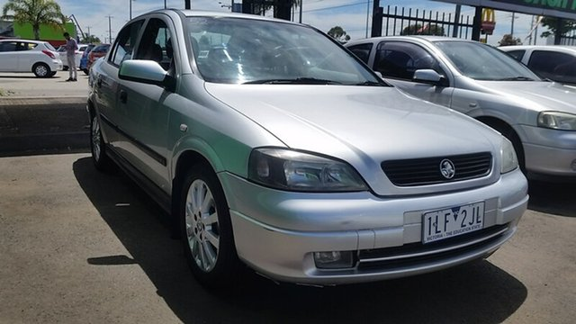 Used Holden Astra CDX, Cheltenham, 2003 Holden Astra CDX Sedan