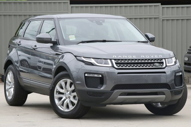 Demonstrator, Demo, Near New Land Rover Range Rover Evoque TD4 150 SE, Blakehurst, 2017 Land Rover Range Rover Evoque TD4 150 SE Wagon
