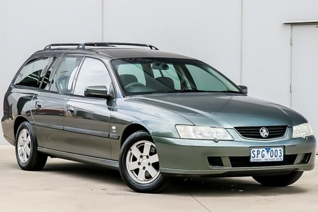 Used Holden Commodore Acclaim, Pakenham, 2003 Holden Commodore Acclaim Wagon