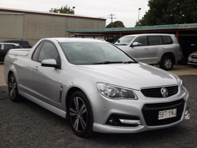 Discounted Used Holden Ute SV6 Ute Storm, Toowoomba, 2015 Holden Ute SV6 Ute Storm Utility