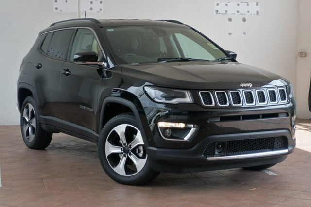 New Jeep Compass Limited, Southport, 2018 Jeep Compass Limited Wagon