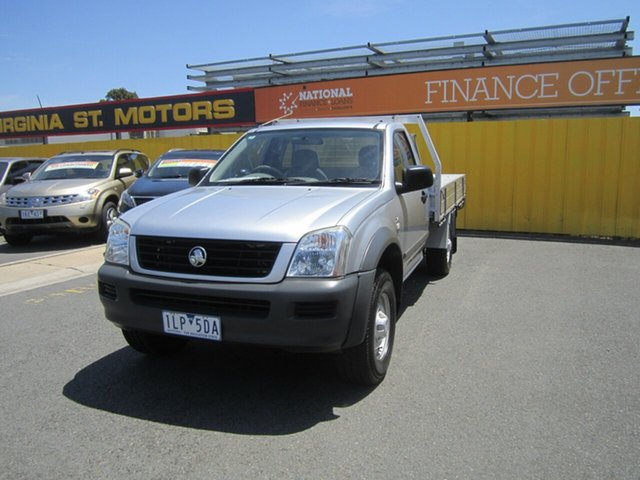Used Holden Rodeo LX 4x2, Cheltenham, 2006 Holden Rodeo LX 4x2 Cab Chassis