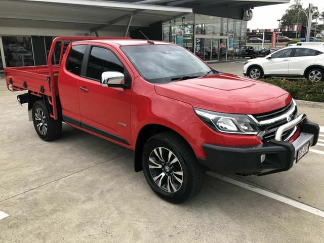 Discounted Used Holden Colorado LTZ Pickup Space Cab, Yamanto, 2017 Holden Colorado LTZ Pickup Space Cab Utility
