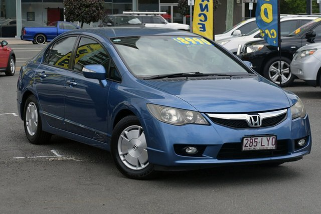 Used Honda Civic Hybrid, Southport, 2008 Honda Civic Hybrid Sedan