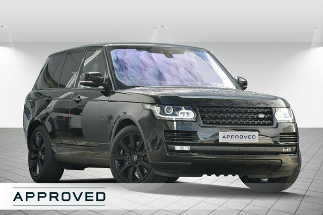 Discounted Used Land Rover Range Rover V6SC Vogue, Gardenvale, 2016 Land Rover Range Rover V6SC Vogue Wagon