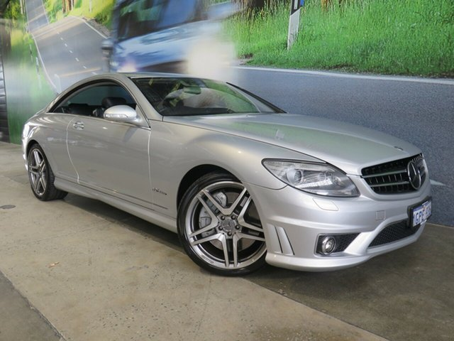 Used Mercedes-Benz CL63 AMG, Osborne Park, 2007 Mercedes-Benz CL63 AMG Coupe