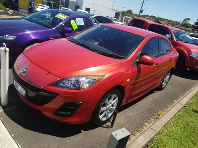 Used Mazda 3 Maxx Sport, Warrnambool East, 2009 Mazda 3 Maxx Sport Sedan