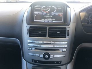 2012 Ford Territory TS (4x4) Wagon.