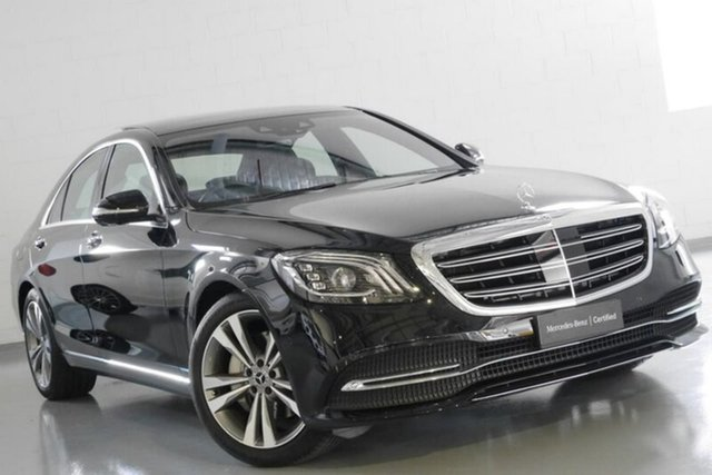 Used Mercedes-Benz S350 d 9G-TRONIC, Warwick Farm, 2017 Mercedes-Benz S350 d 9G-TRONIC Sedan
