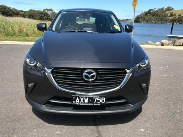 Demonstrator, Demo, Near New Mazda CX-3 Neo SKYACTIV-Drive FWD Sport, Warrnambool East, 2018 Mazda CX-3 Neo SKYACTIV-Drive FWD Sport Wagon
